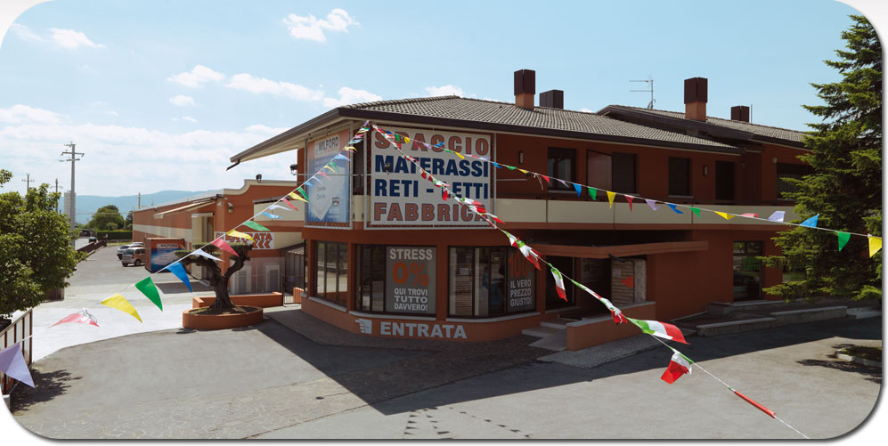 Fabbrica Materassi Vicenza By Wilford
